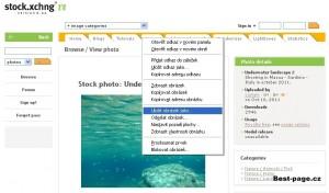Jak stáhnout obrázek z webové stránky