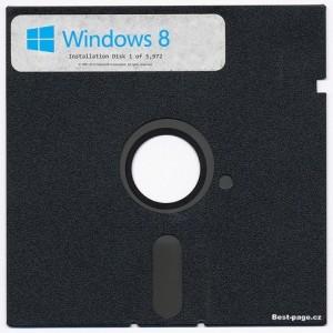 Jak se instaluje Windows 8